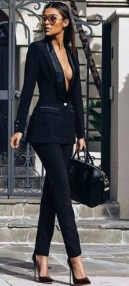 40 Ways to Wear Women Suits Ideas 25