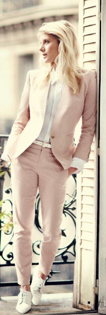40 Ways to Wear Women Suits Ideas 37