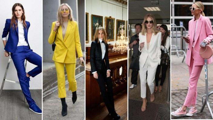 40 Ways to Wear Women Suits Ideas