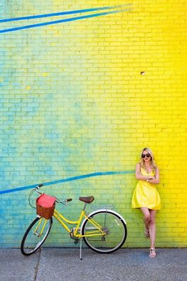 40 Yellow Outfits in Fashion Ideas 3