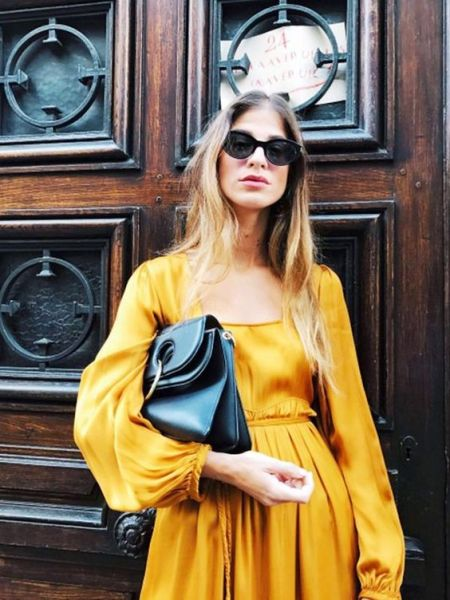 40 Yellow Outfits in Fashion Ideas 36