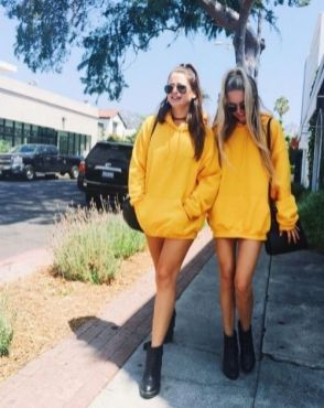 40 Yellow Outfits in Fashion Ideas 38