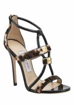 50 Animal Print High Heels Shoes Ideas 24
