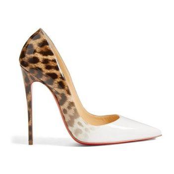 50 Animal Print High Heels Shoes Ideas 25