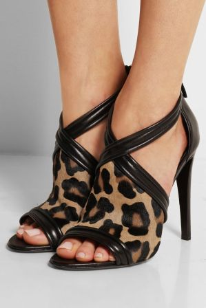 50 Animal Print High Heels Shoes Ideas 31
