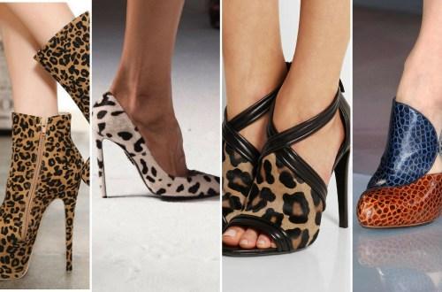 50 Animal Print High Heels Shoes Ideas