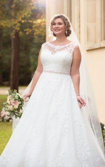 50 Ball Gown for Pluz Size Brides Ideas 13