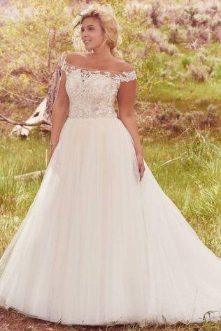50 Ball Gown for Pluz Size Brides Ideas 2