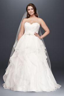 50 Ball Gown for Pluz Size Brides Ideas 31