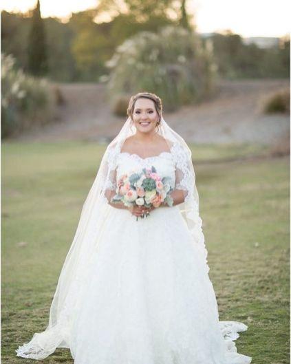 50 Ball Gown for Pluz Size Brides Ideas 47