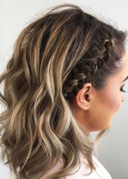 50 Braids Short Hair Wedding Hairstyles Ideas 17 Style Female
