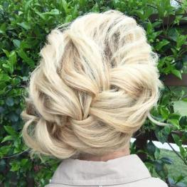 50 Braids Short Hair Wedding Hairstyles Ideas 21