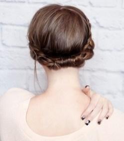 50 Braids Short Hair Wedding Hairstyles Ideas 38