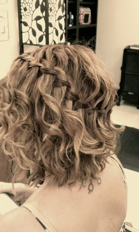 50 Braids Short Hair Wedding Hairstyles Ideas 40
