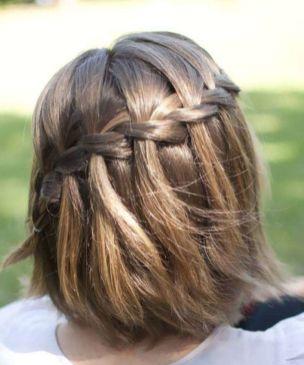50 Braids Short Hair Wedding Hairstyles Ideas 46