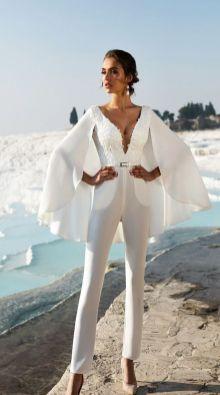 50 Bridal Jumpsuits Look Ideas 1