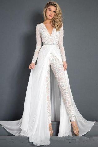 50 Bridal Jumpsuits Look Ideas Style Female