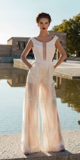 50 Bridal Jumpsuits Look Ideas 49