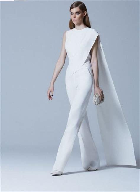 50 Bridal Jumpsuits Look Ideas 55