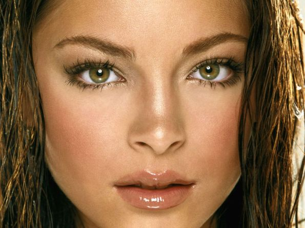 50 Green Eyes Makeup Ideas 1