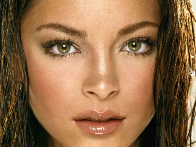 50 Green Eyes Makeup Ideas 1