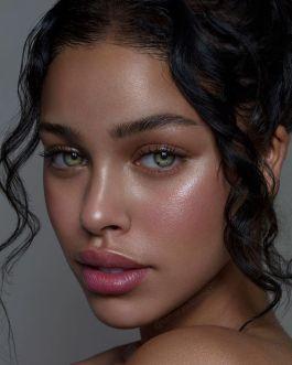 50 Green Eyes Makeup Ideas 24