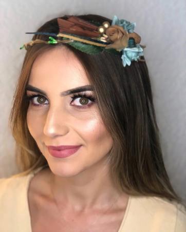 50 Green Eyes Makeup Ideas 25