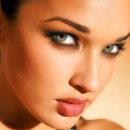 50 Green Eyes Makeup Ideas 30