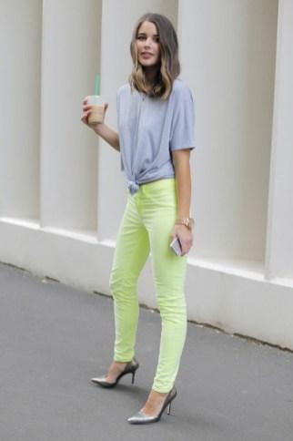 50 How to Wear an Oversized T Shirt Ideas 44