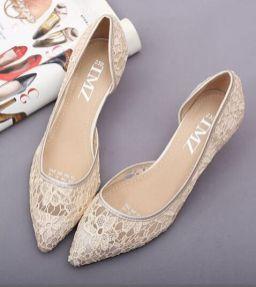 50 Lace Heels Bridal Shoes Ideas 39