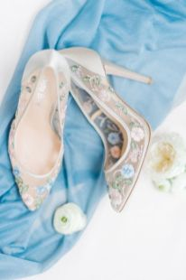 50 Lace Heels Bridal Shoes Ideas 45
