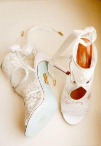50 Lace Heels Bridal Shoes Ideas 53
