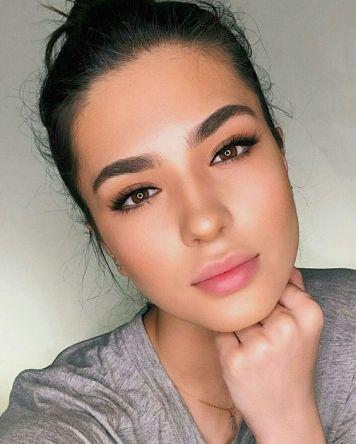 50 Perfekte natürliche Make up für Frauen Idee 18