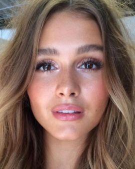 50 Perfekte natürliche Make up für Frauen Idee 23