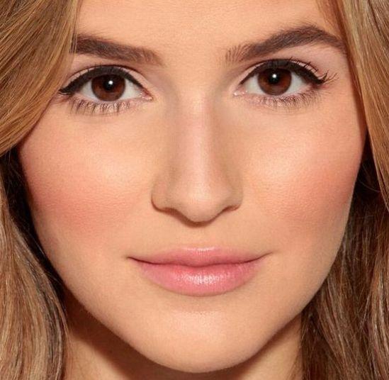 50 Perfekte natürliche Make up für Frauen Idee 42