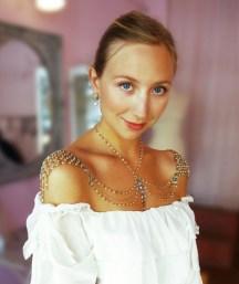50 Shoulder Necklaces for Brides Ideas 14