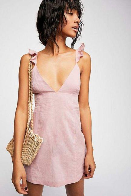 50 Summer Short Dresses Ideas 10