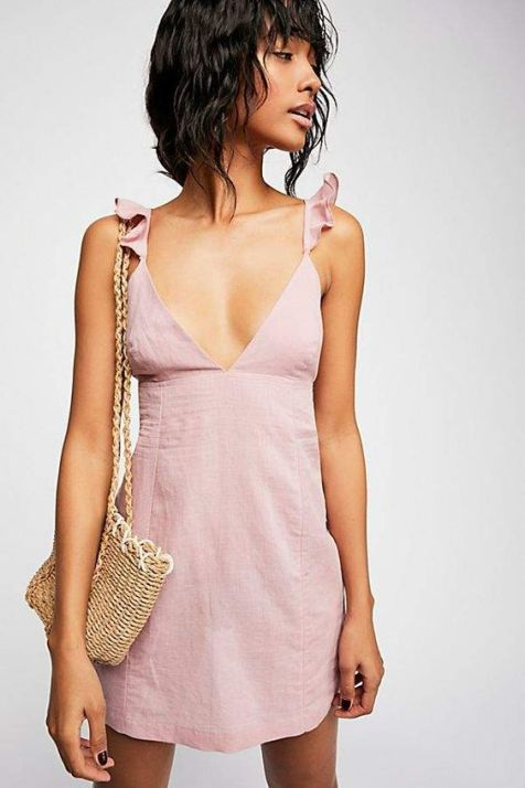 50 Summer Short Dresses Ideas 10