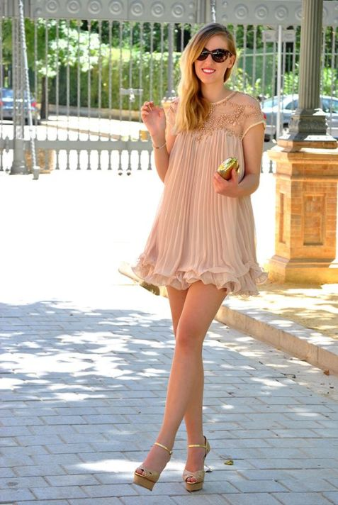 50 Summer Short Dresses Ideas 18