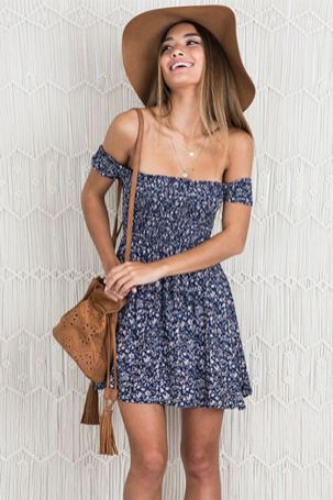 50 Summer Short Dresses Ideas 20