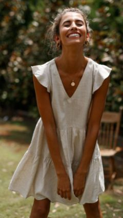 50 Summer Short Dresses Ideas 39