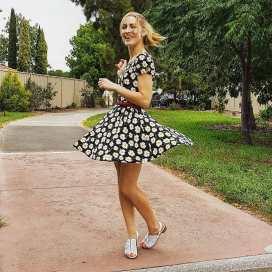 50 Summer Short Dresses Ideas 41