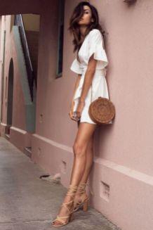 50 Summer Short Dresses Ideas 51