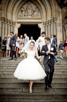 50 Tea Length Dresses For Brides Ideas 34 3