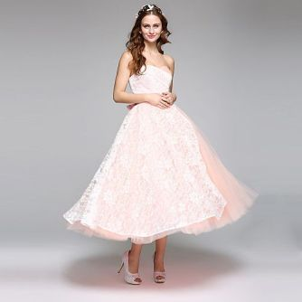 50 Tea Length Dresses For Brides Ideas 36 3