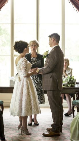 50 Tea Length Dresses For Brides Ideas 5 3