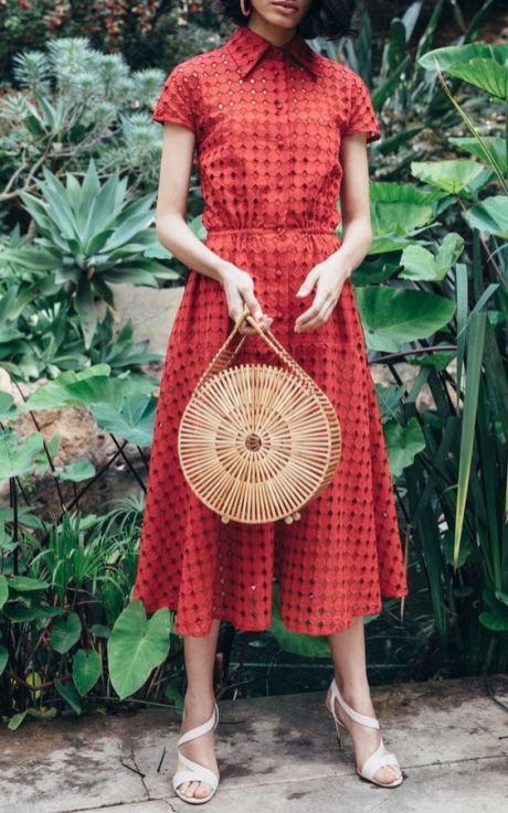 50 Woven and Bamboo Bags for Summer Ideas 25