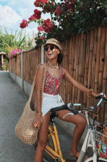 50 Woven and Bamboo Bags for Summer Ideas 5