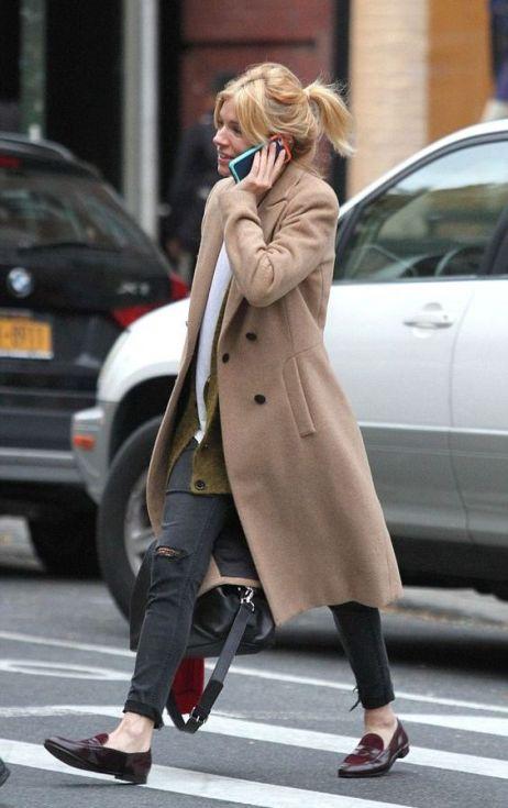 50 stilvolle Look Loafer Schuhe Street Styles Ideen 12