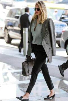 50 stilvolle Look Loafer Schuhe Street Styles Ideen 16
